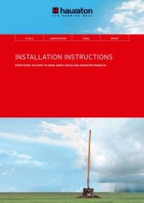 Installation advices