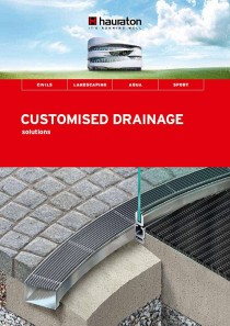Catalogue Customised drainage solutions from HAURATON